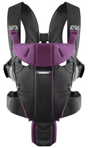 Baby-Carrier-Miracle-Black-Purple-096053-BabyBjorn