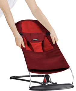 Fabric-Seat-For-Bouncer-Red-Orange-454024-A-BabyBjorn
